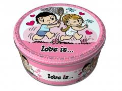 Печенье сдобное Love is 150 гр