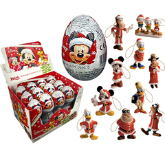 "Шоколадное яйцо с сюрпризом ""Микки Маус.Зима"" 20 грамм"