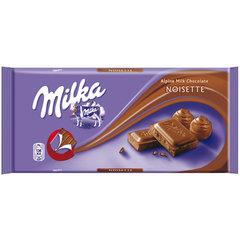Молочный шоколад Milka Noisette 100 грамм