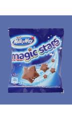 Шоколадные звездочки Milky Way Magic Stars 33 гр