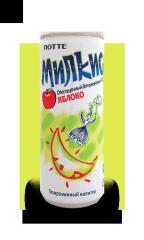 Напиток Milkis Яблоко 250 мл