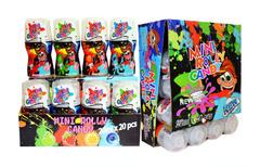 Жидкая конфета-ролик 'Mini Rolly' с фруктовым вкусом 20мл