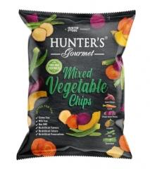 Чипсы Hunter`s Gourmet Микс из Овощей 75 гр