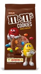 Хрустящее печенье Mars с драже M&Ms с молочным шоколадом 180 гр