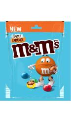 Шоколадное драже M&Ms Salted Caramel 109 гр