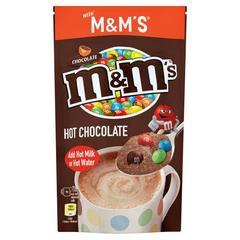 Горячий шоколад M&Ms 140 грамм
