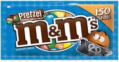 Шоколадное драже M&Ms Pretzel 32.3 грамма