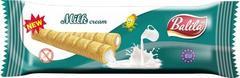 Кукурузные трубочки BALILA с молочным кремом 18 грамм