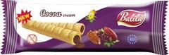 Кукурузные трубочки BALILA с кремом Какао 18 грамм