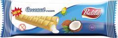 Кукурузные трубочки BALILA с кокосовым кремом 18 грамм