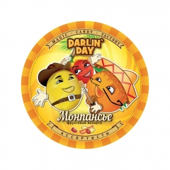 Карамель монпансье DARLIN DAY ассорти лимон апельсин клубника 90 грамм