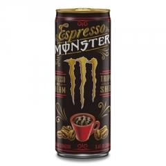 Напиток кофейный безалкогольный Monster Espresso 250 мл