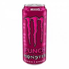 Энергетический напиток Monster MIXXD Punch 500 мл