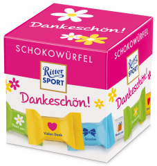 Шоколадные конфеты Ritter Sport Dankeschon! 176 грамм