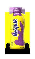 Молочный Коктейль Nesquik Двойной Шоколад 414 мл