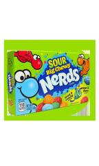 Конфеты Nerds Sour Big Chewy 120 гр