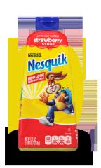 Клубничный сироп Nesquik 623,6 мл