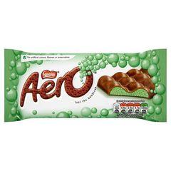 Молочный пористый шоколад Nestle Aero Peper 100 грамм