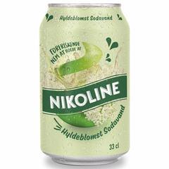 Напиток Nikoline Hyldeblomst бузина 330 мл