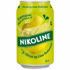 Напиток Nikoline Citrus Lime цитрус лайм 330 мл