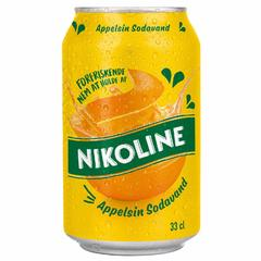 Напиток Nikoline Appelsin Николайн апельсин 330 мл