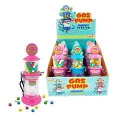 Жевательная резинка Kidsmania Gas Pump в диспенсере 13 грамм