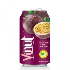 Напиток VINUT со вкусом маракуйи 330 мл