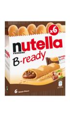 Вафли NUTELLA B-ready с начинкой 132 гр