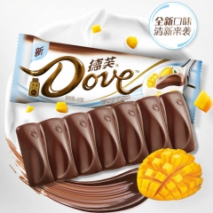 Шоколад Dove со вкусом манго 42 грамма