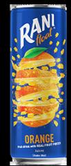 Напиток сокосодержащий б/а Rani Апельсин с кусочками апельсина 240 мл