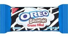 Пирожное с начинкой OREO Brownie 85 грамм