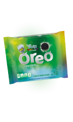Печенье Oreo Trolls World Tour: Green Glitter Creme & Popping Candy 303 гр