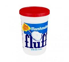 Marshmallow Fluff Vanilla 454г зефир кремовый