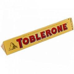 Молочный шоколад Toblerone 100 грамм