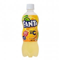 Напиток Fanta Lemon+C 500 мл