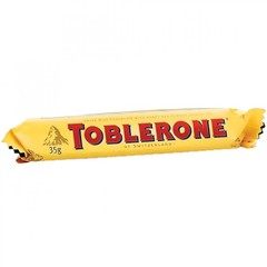 Молочный шоколад Toblerone 35 грамм