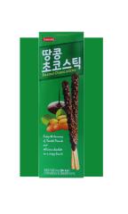 Печенье Sunyoung Палочки шоколадные с арахисом 54 гр
