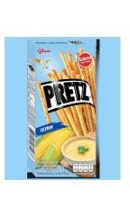 """Хлебные палочки """"Pretz"""" со вкусом Сладкой Кукурузы 24 гр"""