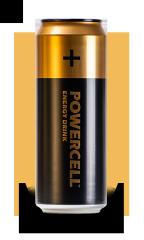 Напиток энергетический Powercell Original (Оригинальный) 450 лм