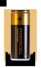 Напиток энергетический Powercell Original 250мл