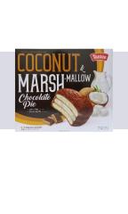 Печенье бисквитное Tastee Coconut Marshmallow Chocolate Pie со вкусом кокоса 300 гр