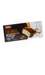 Печенье бисквитное Tastee Coconut Marshmallow Chocolate Pie со вкусом кокоса 150 гр