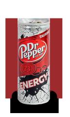 Газированный напиток Dr Pepper ENERGY 250 мл