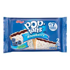 Десерт Pop Tarts 2 PS Frosted Blueberry 104 грамма