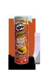 Чипсы Pringles Ростбиф с горчицей 165 гр