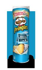 Чипсы Pringles Соль  и Уксус 165 гр