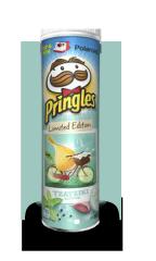 Чипсы Pringles Limited Edition Tzatziki 200 гр