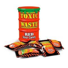 Toxic Waste Red 42 грамм