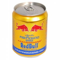 Энергетический напиток Redbull Krating daeng 250 мл
