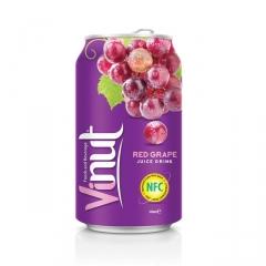 Напиток VINUT со вкусом красного винограда 330 мл